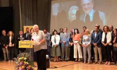 Πολύ μεγάλη συγκέντρωση της Μαρίας Οικονομάκου, την Δευτέρα το βράδυ στην Καλαμάτα! (video +photos) 10