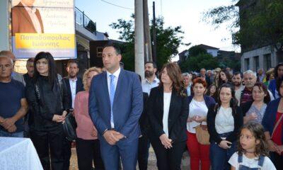 Εντυπωσιακή συγκέντρωση  - νίκης για Δήμο Οιχαλίας, του Γιάννη Παπαδόπουλου σε Μελιγαλά! (photos) 12