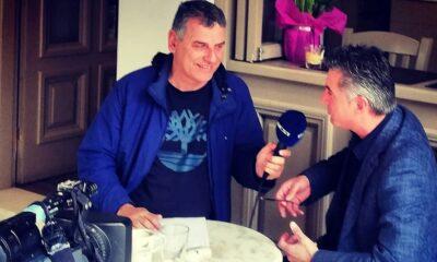 """Ο μεγάλος Θοδωρής Ζαγοράκης από Καλαμάτα σε Σωτήρη Γεωργούντζο: """"Χωρίς κόσμο καλύτερα να μη γίνει ο τελικός...""""! (video) 11"""