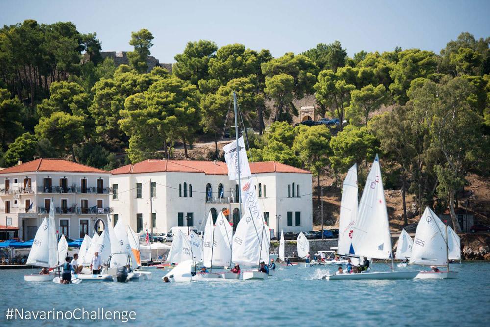 Navarino Challenge: Ενισχύονται οι δράσεις στη Μεσσηνία