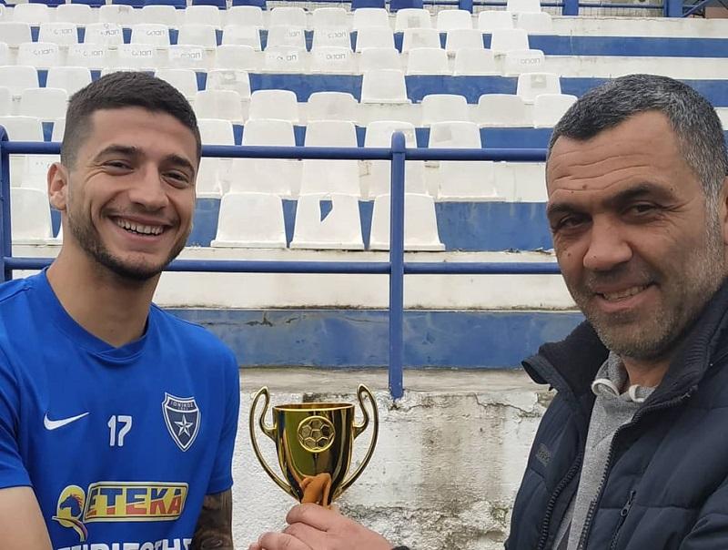 MVP ο Κουιρουκίδης στον Ιωνικό!