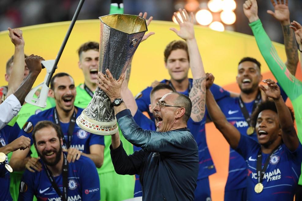Τσέλσι – Άρσεναλ 4-1: Με «μάγο» Αζάρ, σήκωσε το Europa League (photos)