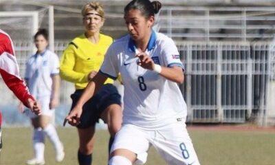 Εθνική Γυναικών: Ελλάδα-Βέλγιο 1-2 6