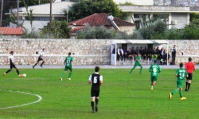 """Εύκολα η Μαύρη Θύελλα, """"φιλικά"""" 6-0 την Εράνη στα Φιλιατρά... (photo) 21"""