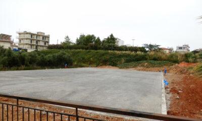 Προχωρούν οι εργασίες για γήπεδο μπάσκετ στο Φραγκοπήγαδο 6
