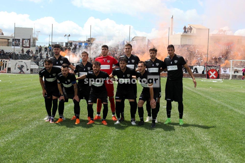 Πρώτη συνάντηση των ομάδων Football League (και η Καλαμάτα…. φιέστα στο Διαβολίτσι)