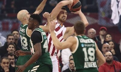 Basket League: Ντέρμπι αιωνίων στον Α' γύρο των playoffs, έπεσε το Λαύριο, σώθηκε το Ρέθυμνο 14