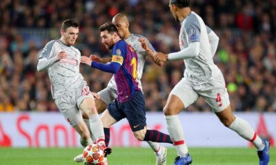 Μπαρτσελόνα-Λίβερπουλ 3-0: Ο «μύθος» Μέσι, τη στέλνει στον τελικό του Champions League 6