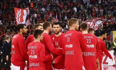 Καταγγελία-βόμβα αθλητών στην Euroleague για οφειλές του Ολυμπιακού 18