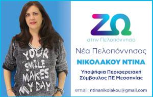 Ντίνα Νικολάκου