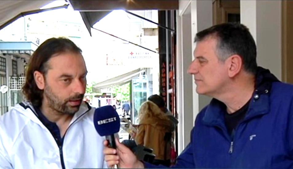 """Κώστας Παλαμάρας: """"Η Μαύρη Θύελλα θα περάσει στα μπαράζ τον Διαγόρα Ρόδου""""! (video)"""