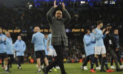 Premier League: Μάντσεστερ Σίτι - Λέστερ 1-0, γκολάρα τίτλου από Κομπανί, αποτελέσματα, βαθμολογία (photos+videos) 21