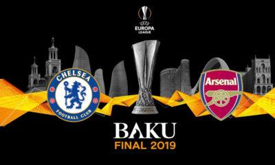 Τελικός Europa League: Αγγλική «μονομαχία» για το «θρόνο» στο Μπακού 20