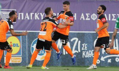 To ωραίο γκολ του Τριανταφυλλάκη στην Κύπρο! (video) 8