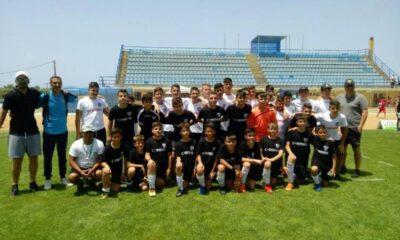 Συμμετοχή και της Ακαδημίας της Καλαμάτας στο 3rd Filiatra Summer Cup 24