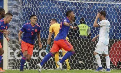 Κόπα Αμέρικα: Η Κολομβία νίκησε 2-0 την... Αργεντινή (+videos) 14