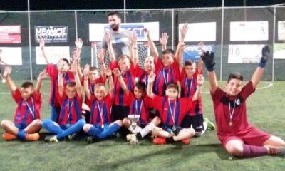 Απίστευτο: Δεκαπέντε γκολ (15-1) έριξε και ο Αστέρας Αρφαρών στα Παιδικά του... Αγαθοκλή! (photos) 9