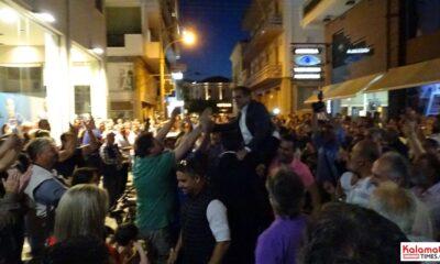 Ο Θανάσης Βασιλόπουλος νέος δήμαρχος Καλαμάτας! (photos) 16