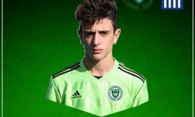 Σε προπονήσεις προεπιλογής για Εθνική Παίδων (Κ14) ο Γεωργόπουλος των Πρασίνων Πουλιών 5