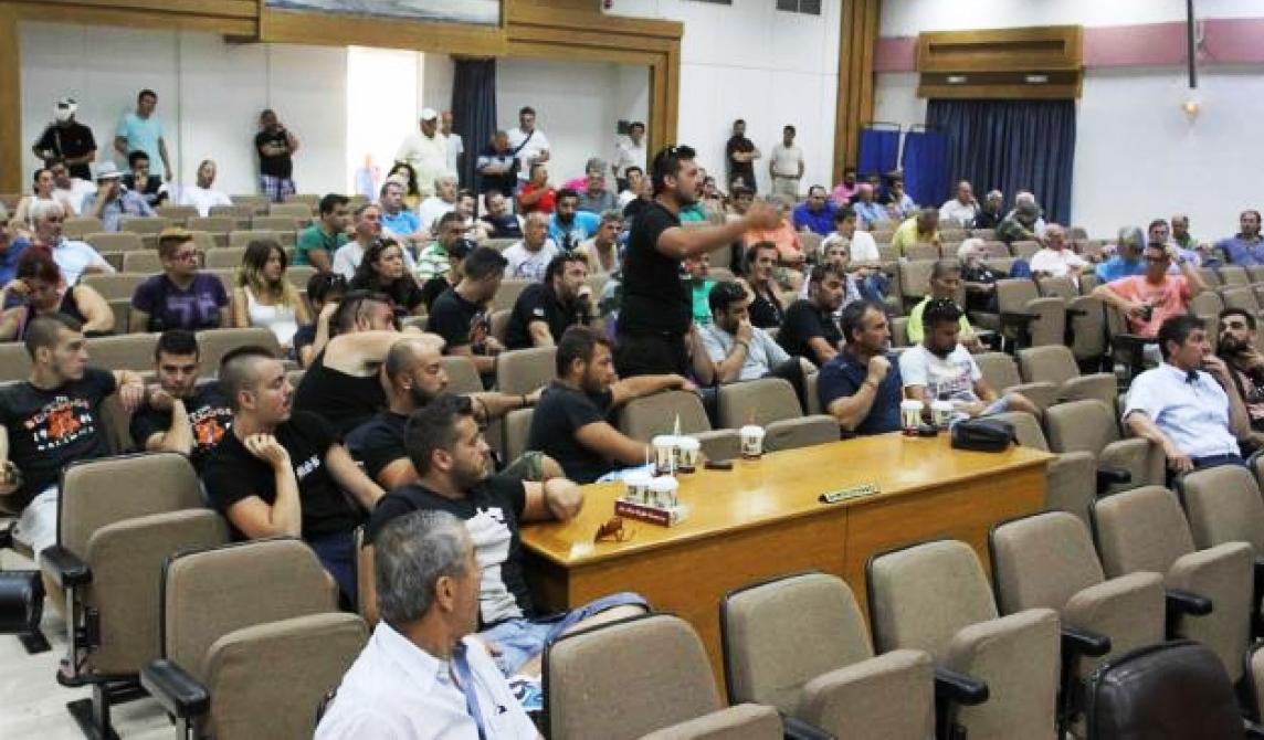 """Σήμερα η Γενική Συνέλευση του ΠΣ Η Καλαμάτα… (6 μ.μ. Αμφιθέατρο """"Αλέξανδρος Κουμουνδούρος"""")"""