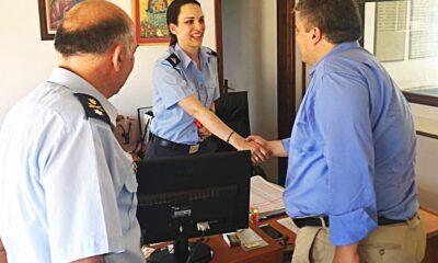 Μίλτος Χρυσομάλλης: «Υποχρέωση μας να βρισκόμαστε στο πλευρό των ανθρώπων των Σωμάτων Ασφαλείας» (photos) 16