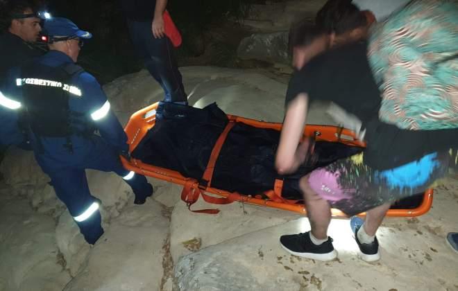 Νεκρός ανασύρθηκε από το Πολυλίμνιο ο 20χρονος από την Λακωνία… (photos)