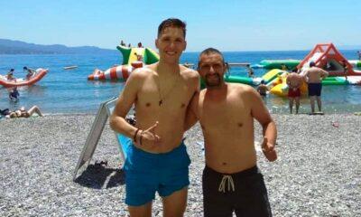 Διακοπές στην Καλαμάτα ο Παναγιώτης Ρέτσος! 19