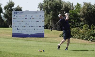Ούριος άνεμος έπνευσε στο 5ο Greek Maritime Golf Event 5