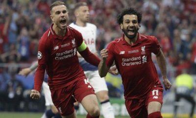 """Τότεναμ - Λίβερπουλ 0-2: Πρωταθλητές Ευρώπης για έκτη φορα οι """"κόκκινοι"""" (photos +videos) 18"""