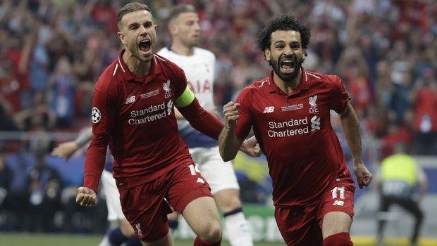 """Τότεναμ – Λίβερπουλ 0-2: Πρωταθλητές Ευρώπης για έκτη φορα οι """"κόκκινοι"""" (photos +videos)"""