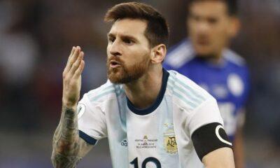 Κόπα Αμερικά: Ισόπαλη με Παραγουάη η Αργεντινή, σκόραρε με πέναλτι ο Μέσι (+videos) 14