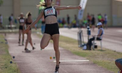 Χάλκινο Μετάλλιο η Χανδρινού στο Πανελλήνιο Πρωτάθλημα Στίβου Εφήβων/ Νεανίδων 15