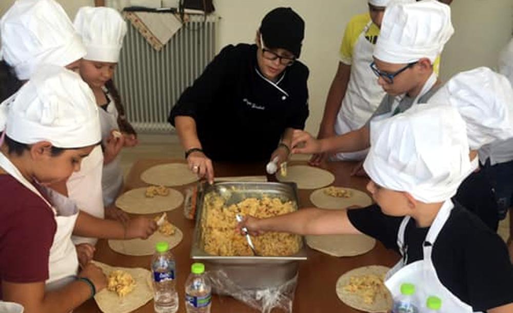 Junior Master Chef από τον Πολιτιστικό Σουληναρίου για καλό σκοπό!
