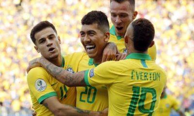 Κόπα Αμέρικα 2019: Πάρτι πρωτιάς για Βραζιλία, πρόκριση για Βενεζουέλα (photos +videos) 22