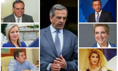 Με εκπλήξεις και αποκλεισμούς το ψηφοδέλτιο της Ν.Δ. στη Μεσσηνία... 8