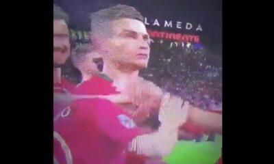 Ο Κριστιάνο δεν χάρηκε με την ανάδειξη του Μπερνάντο Σίλβα ως MVP (video) 8