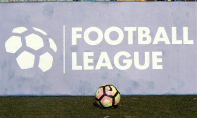 Οι διαιτητές της πρεμιέρας της Football League 5