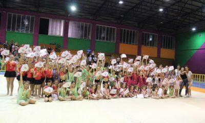 Μια όμορφη εκδήλωση από το τμήμα γυμναστικής του Ικάρου 8