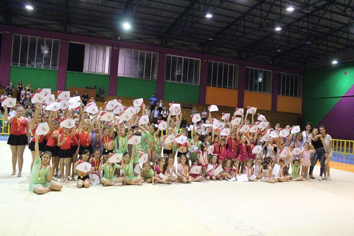 Μια όμορφη εκδήλωση από το τμήμα γυμναστικής του Ικάρου