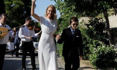 Παντρεύτηκαν Κικίλιας - Μπαλατσινού (photos) 8