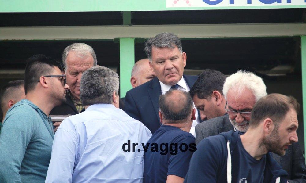 """Κούγιας σε Sporstonoto.gr: """"Ο πραγματικός συντάκτης των επιστολών Παπαδημητρίου…"""""""