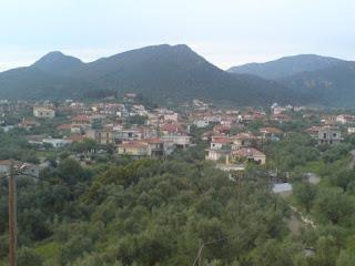 Στο Αρφαρά Μεσσηνίας η πιο υψηλή θερμοκρασία σε όλη την Ελλάδα!