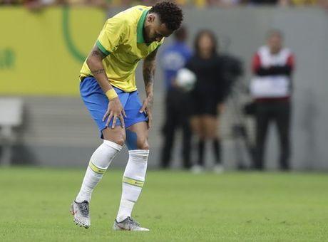 Νέο σοκ για Νεϊμαρ: χάνει το Copa America
