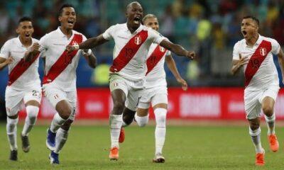 Κόπα Αμέρικα: Στα ημιτελικά το Περού, 5-4 στα πέναλτι την Ουρουγουάη (photo +videos) 16