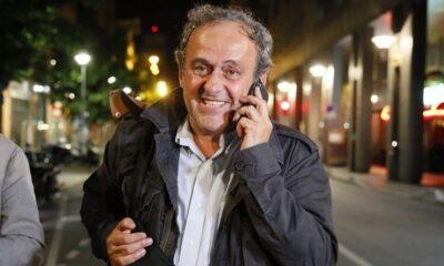 Μισέλ Πλατινί: Αφέθηκε ελεύθερος μετά από ανάκριση 15 ωρών... 6