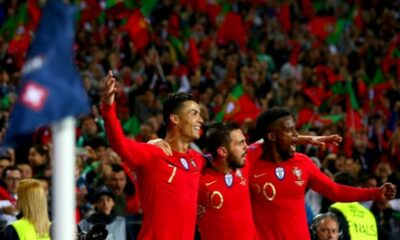 Πορτογαλία - Ολλανδία 1-0: Ο Γκέδες χάρισε το Nations League στους Ιβηρες (photos+videos) 8