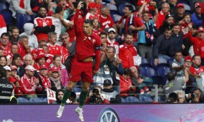 """Πορτογαλία - Ελβετία 3-1: Το """"καθάρισε"""" ο Κριστιάνο Ρονάλντο με χατ-τρικ (+videos) 10"""