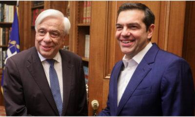 Παραιτήθηκε η κυβέρνηση - Ο Αλέξης Τσίπρας ζήτησε πρόωρες εκλογές από τον ΠτΔ (+video) 6