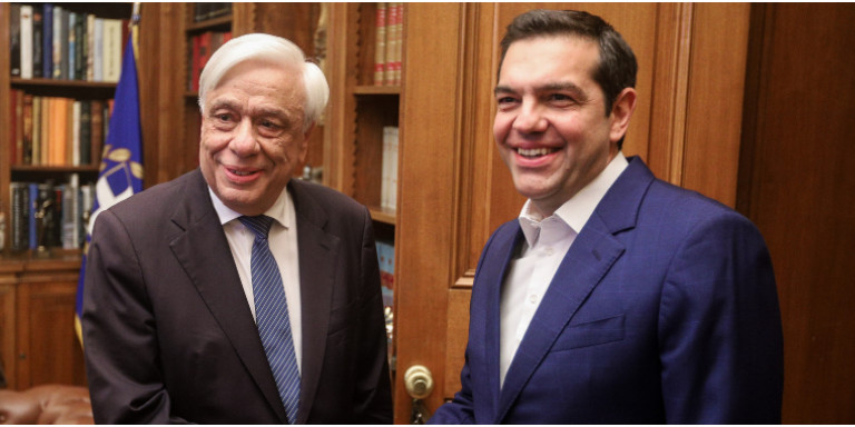 Παραιτήθηκε η κυβέρνηση – Ο Αλέξης Τσίπρας ζήτησε πρόωρες εκλογές από τον ΠτΔ (+video)