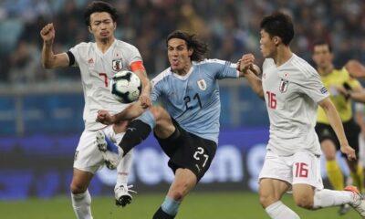 Κόπα Αμερικά: H Ιαπωνία πήρε το βαθμό κόντρα στην Ουρουγουάη (+video) 3